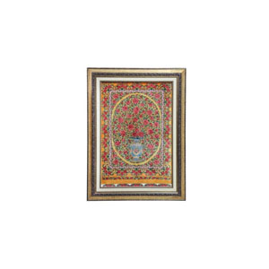 Silk Handmade Carpets Panel