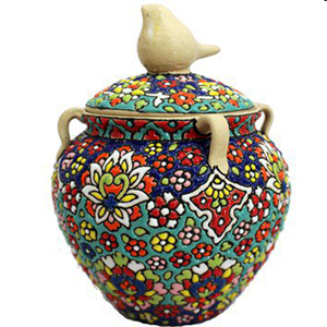 MINA CLAY SPICE CONTAINER